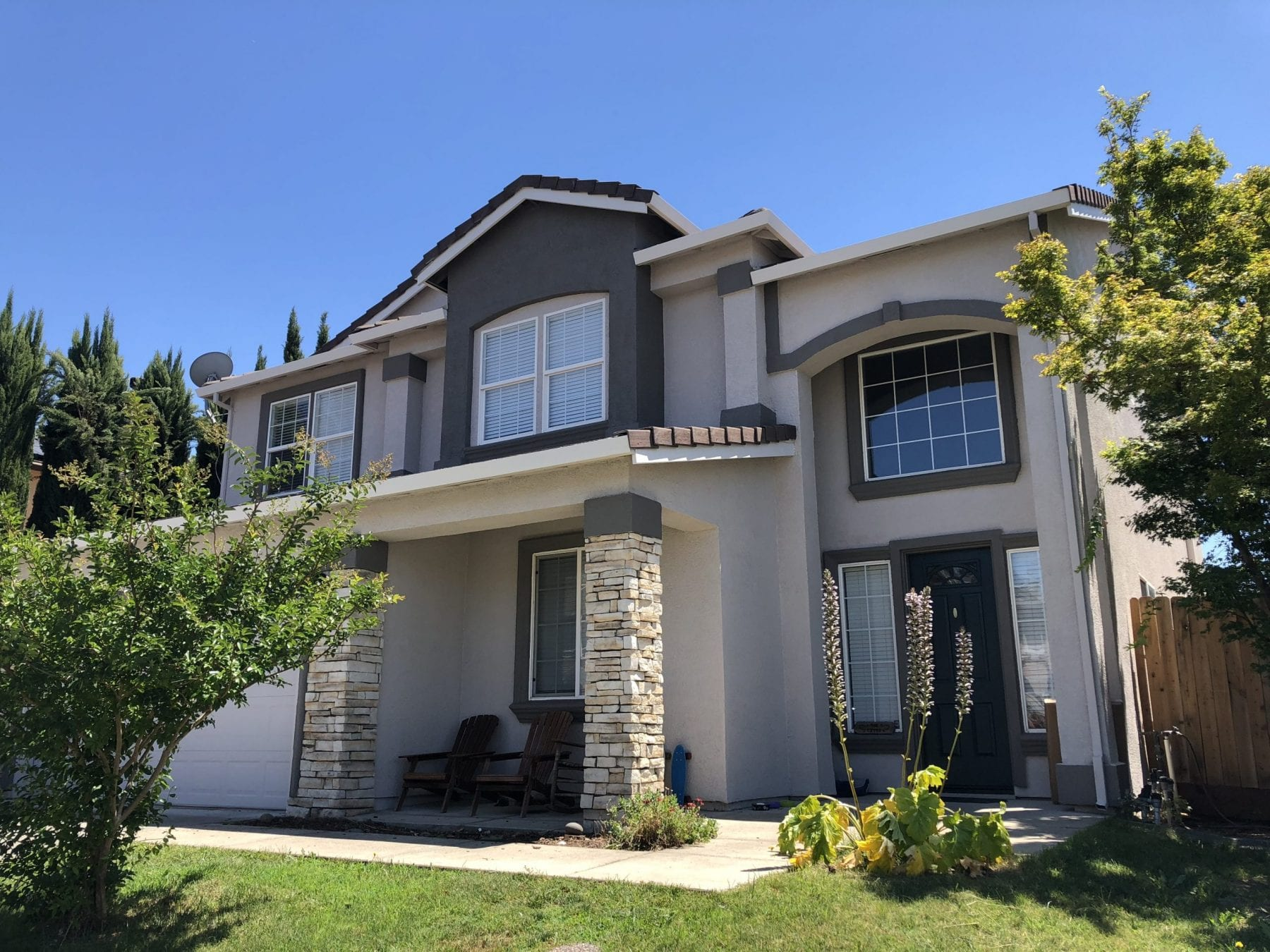 Exterior Painting Services Roseville CA | House Painters Roseville